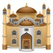 Stock Vector: Mosque
