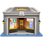 Bookstore — Stock Vector