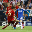 Постер, плакат: Bayern Munich vs Chelsea FC UEFA Champions League Final