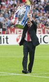 Bayern munich vs campeones de la uefa de chelsea fc de la liga final — Foto de Stock