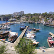 Stock Photo: Harbour of Antalya