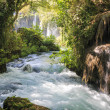 Stock Photo: Waterfall in Antalya