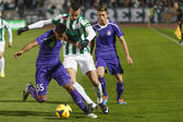 FTC vs. UTE Hungarian Cup match — Stock Photo