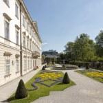 Mirabell park in Salzburg — Stock Photo #46132985
