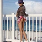 Woman in bikini — Stock Photo #51432671