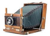 Vieja cámara — Foto de Stock