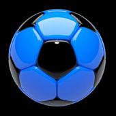 3d football, soccer ball — Stock Photo