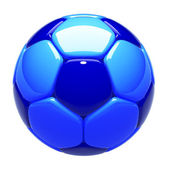 3d football, soccer ball — Stockfoto