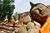 Reclining Budda — Stockfoto