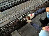 çelik — Stok fotoğraf
