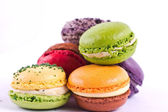 Colorful macarons — Stockfoto
