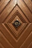 Battente porta — Foto Stock