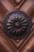 Decorative door knob — Stockfoto