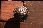 Decorative door knob — Stock Photo