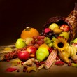 Autumn Cornucopia — Stock Photo #35804595