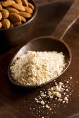 Almond Flour — Stock Photo