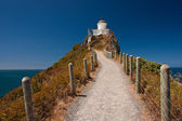 Lighthouse, New Zealand — Stockfoto