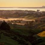 Sunrise in New Zealand — Stock Photo #35822401