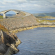 Atlantic road, Norway (Atlanterhavsvegen) — Stock Photo #36343955