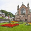 Stock Photo: Ness Bank Church, Inverness, Scotland. UK.