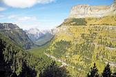 Ordesa valley in pyrenees, Huesca. Spain. — Stockfoto