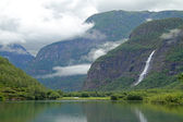 Fiord in Norway — Stock Photo