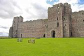 Tantallon castle, Scotland. UK. — Stok fotoğraf