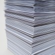 Huge stack of envelopes — Stock Photo