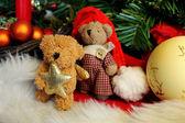 Toy Christmas — Stock Photo