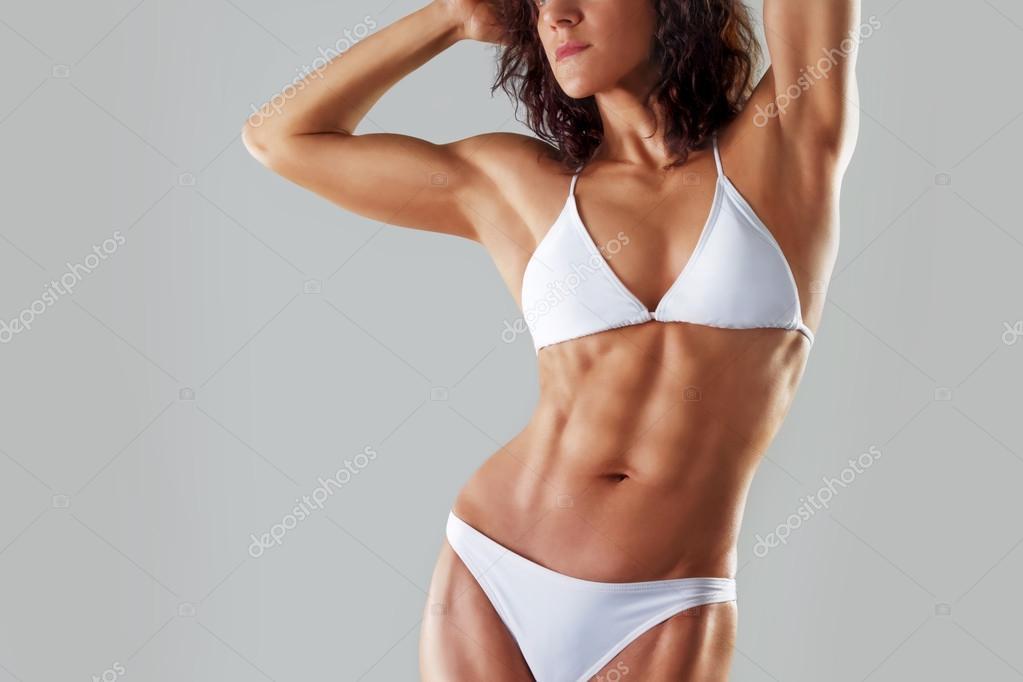 Femme sexy photo de remise en forme
