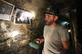 Minas de montevecchio na sardenha — Foto Stock