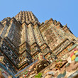 Detail of wat arun temple — Stock Photo