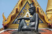 Statue of Hermit Doctor in Bangkok — Foto de Stock