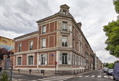 The house of Jules Verne in Amiens — Stock Photo