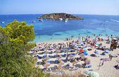Portals Nous (Playa Oratorio) beach in Majorca — Stock Photo