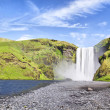 Skogafoss waterfall, Iceland — Stock Photo #50976189