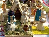 Muñecas de maíz — Foto de Stock