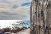 Vue sur la mer — Photo