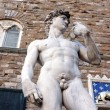 Stock Photo: Florence, David by Michelangelo