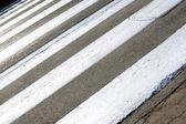 Crosswalks — Stock Photo
