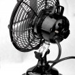 Stock Photo: Old Fan