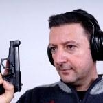 sparatutto — Foto Stock