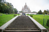 Steps fo Sacred Heart — Foto Stock