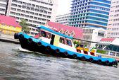 Pleasure boat Bangkok — Stock Photo