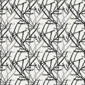 Branch pattern — Stock Vector