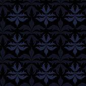 Patrón barroco — Vector de stock