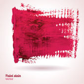 Paint texture. — Stock Vector