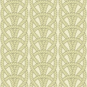 Tangled marine ropes seamless pattern. — Stock Vector