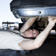 Male Mechanic — Stock Photo