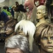 Eerie mannequin heads — Stock Photo